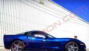 Flexible Carbon Fiber Front Splitter for C6 Corvette